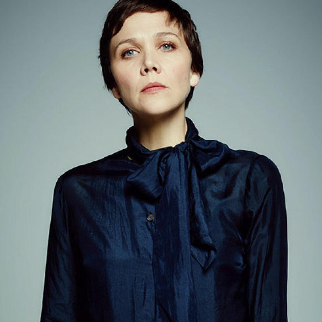 Äntligen hitta tiden att börja se The Honourable woman med Maggie Gyllenhall. BBC Pictures