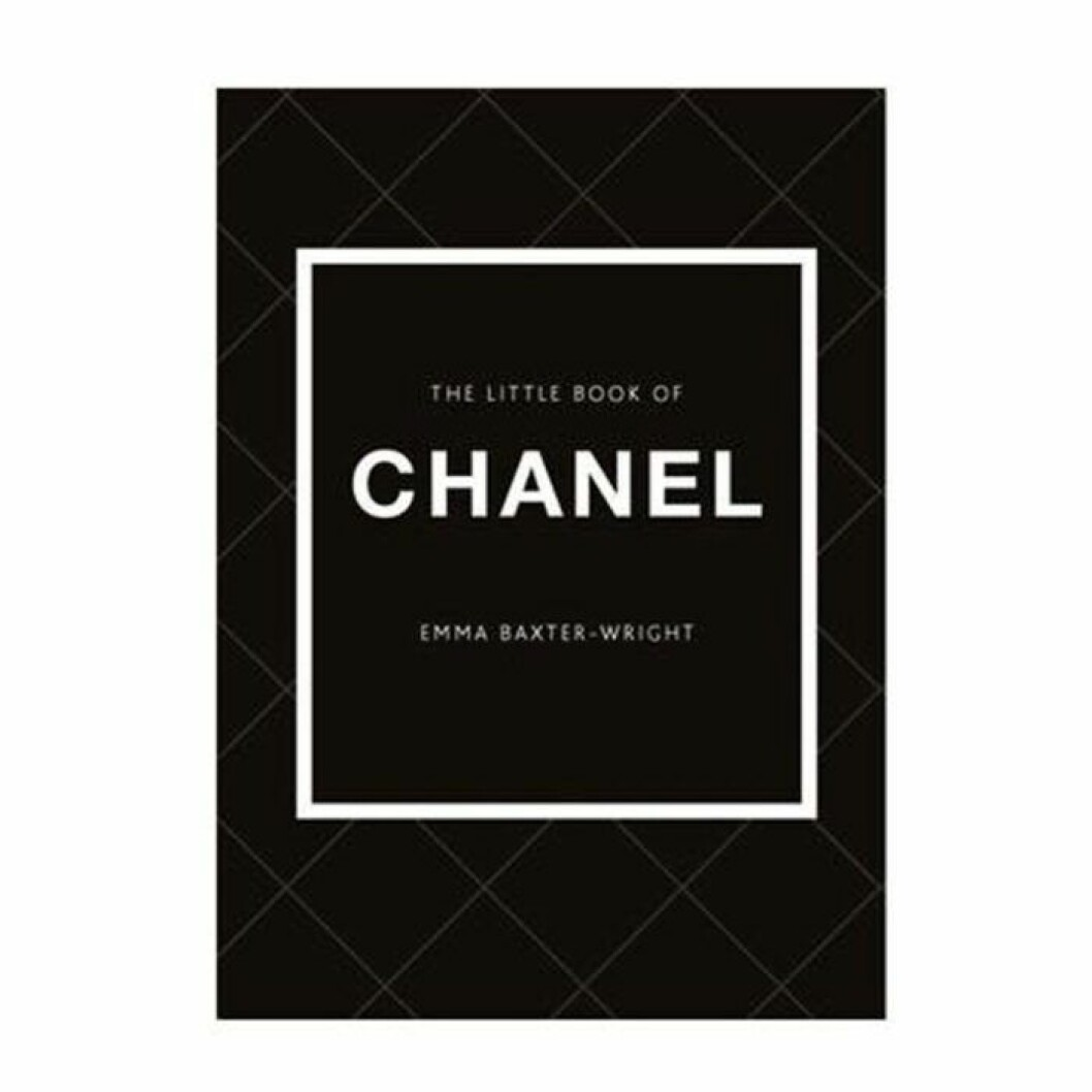 The little book of Chanel coffee table