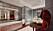 Ett hotellbadrum i spektakulär stil