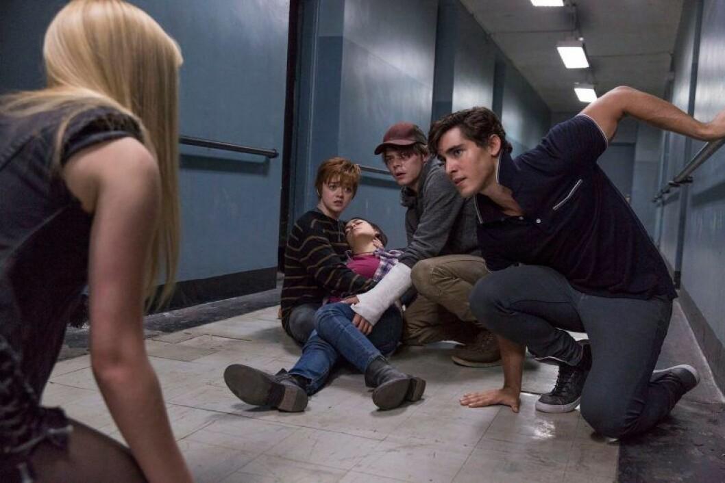 En bild från filmen The New Mutans, som har premiär på bio den 3 april 2020.