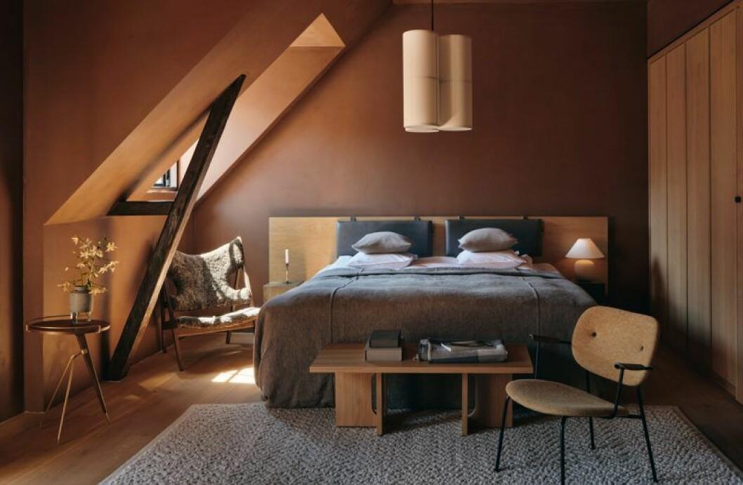 Köpenhamn hotell menu thea audo bedroom