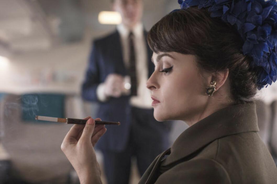 Prinsessan Margaret spelas av Helena Bonham Carter i tredje säsongen av The Crown.