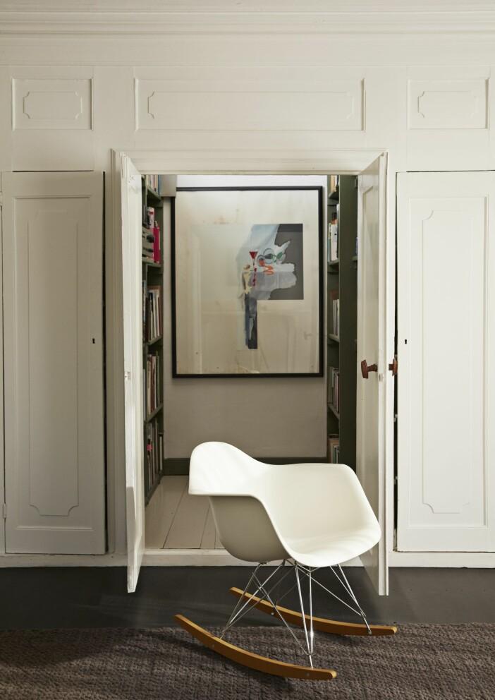Thomas Eyck stol Eames