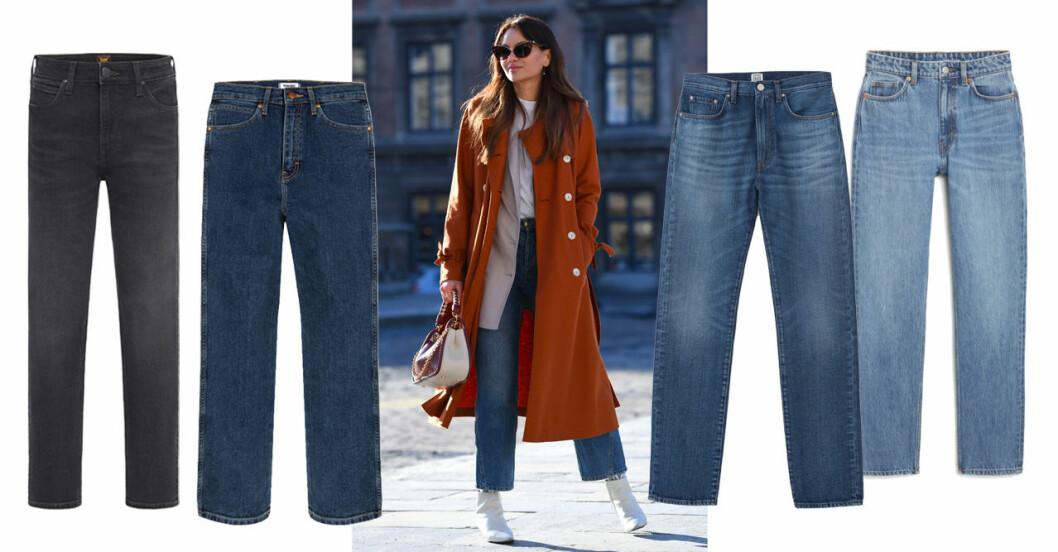 Tidlösa jeans