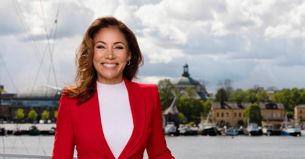 Tilde de Paula Eby får en egen talkshow på TV4 – det kommer vi att få se