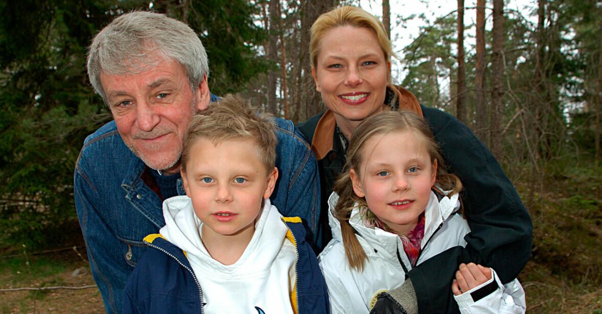 familjen nutley / bergström