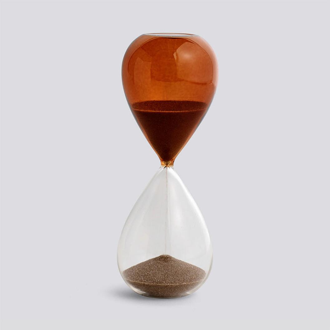 orange timglas
