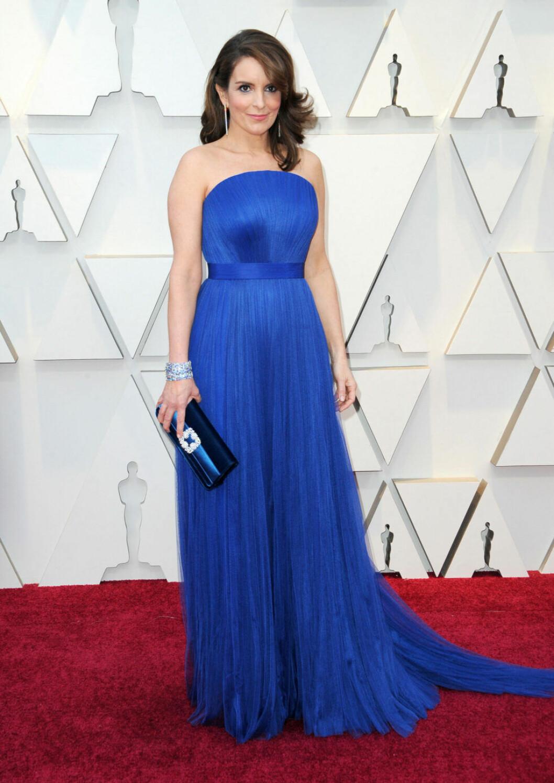 Tina Fey Oscarsgalan 2019.