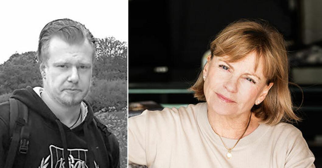Tina och Kristoffer