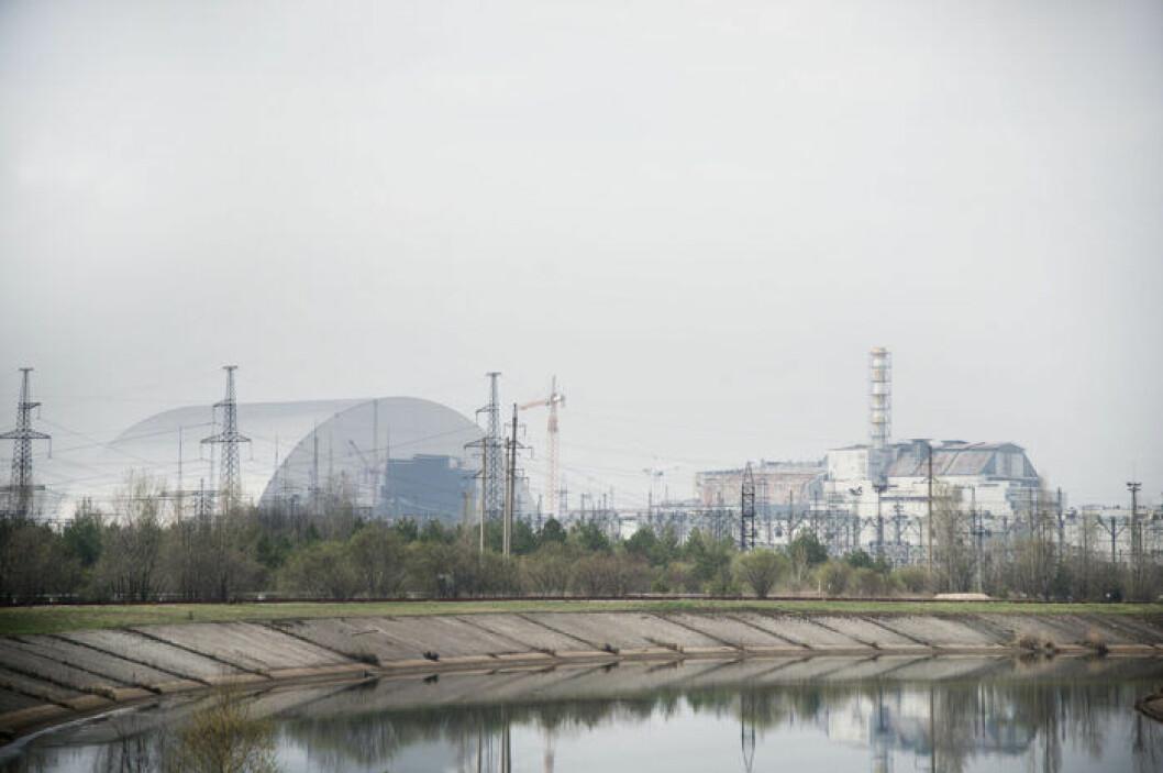 Tjernobyl, reaktor fyra