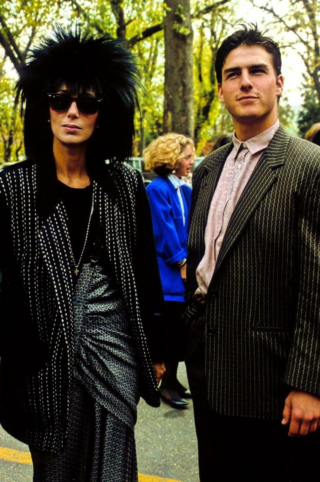 Tom Cruise och Cher