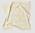 Off-white scarf med Toteme-loggan på. Scarf från Toteme.