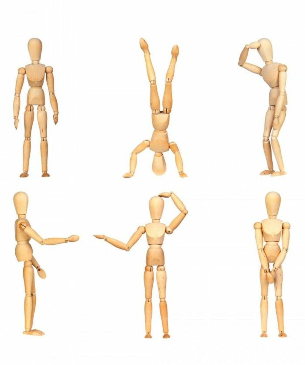 Att stå upp och jobba cirka två timmar per dag ger en rad hälsovinster.