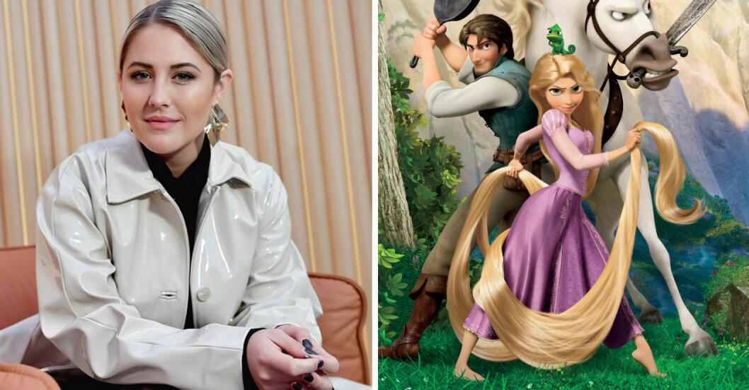 Kändisarna som är bakom Disneykaraktärerna.