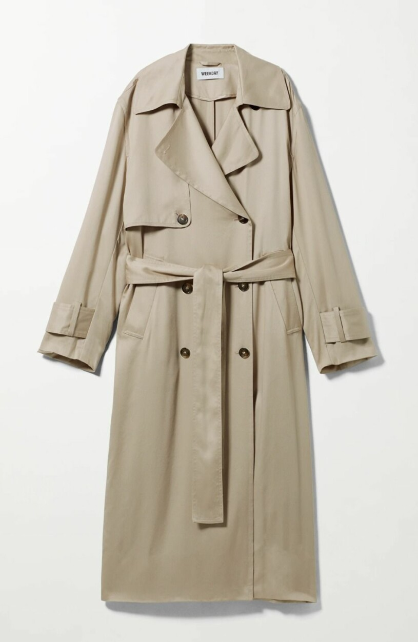trench weekday