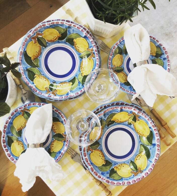 Trender Femina Medelhav keramik