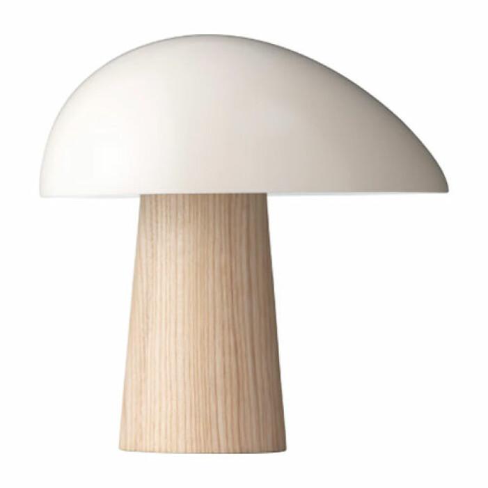 trendig bordslampa