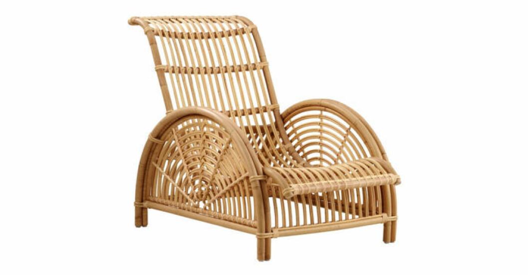 Trendig designklassiker i rotting av Arne Jacobsen