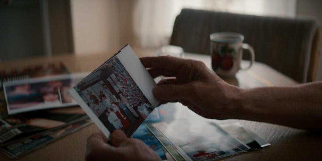 En bild från dokumentären Trial By Media på Netflix.
