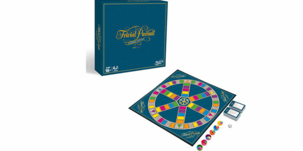 Trivial Pursuit, sällskapsspel