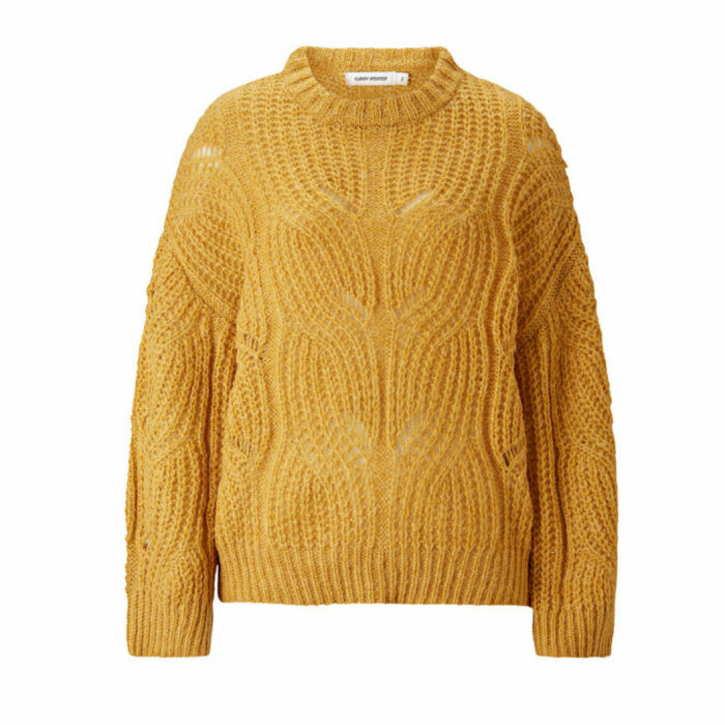Carin wester gul tröja