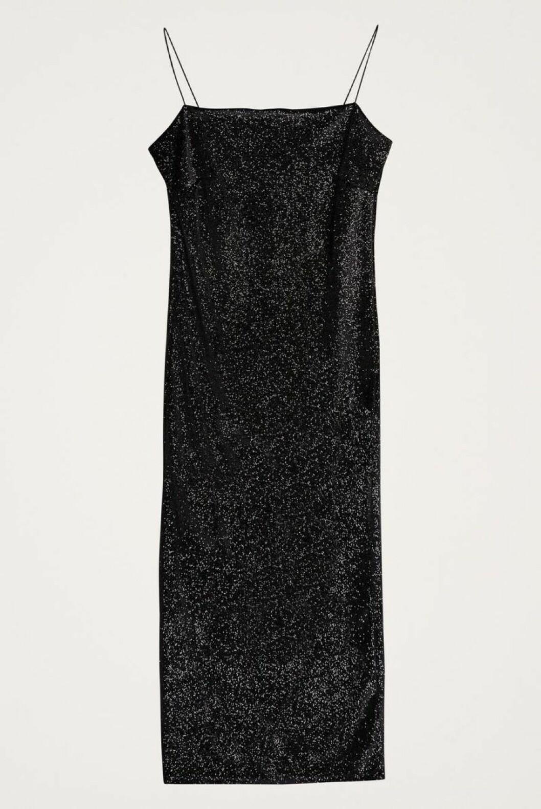 Tutoppklänning i glitter