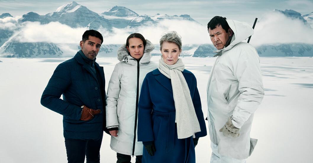 Lena Endre och Bianca Kronlöf aktuella i ny dramaserie om klimatet på C More
