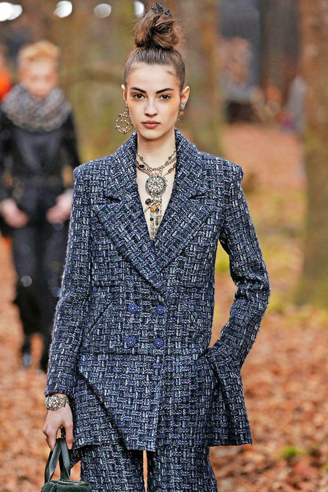 chanel aw 2018