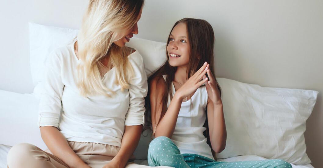 Så kan du hjälpa din dotter att öka sin självkänsla