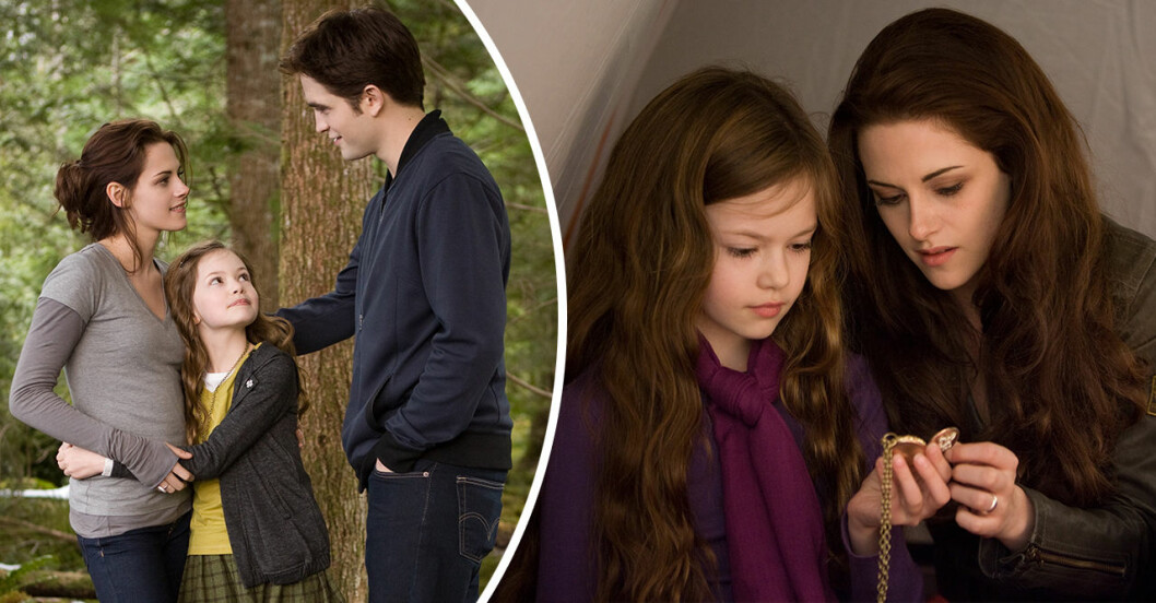 Så ser Bella Swan och Edward Cullens dotter ut idag