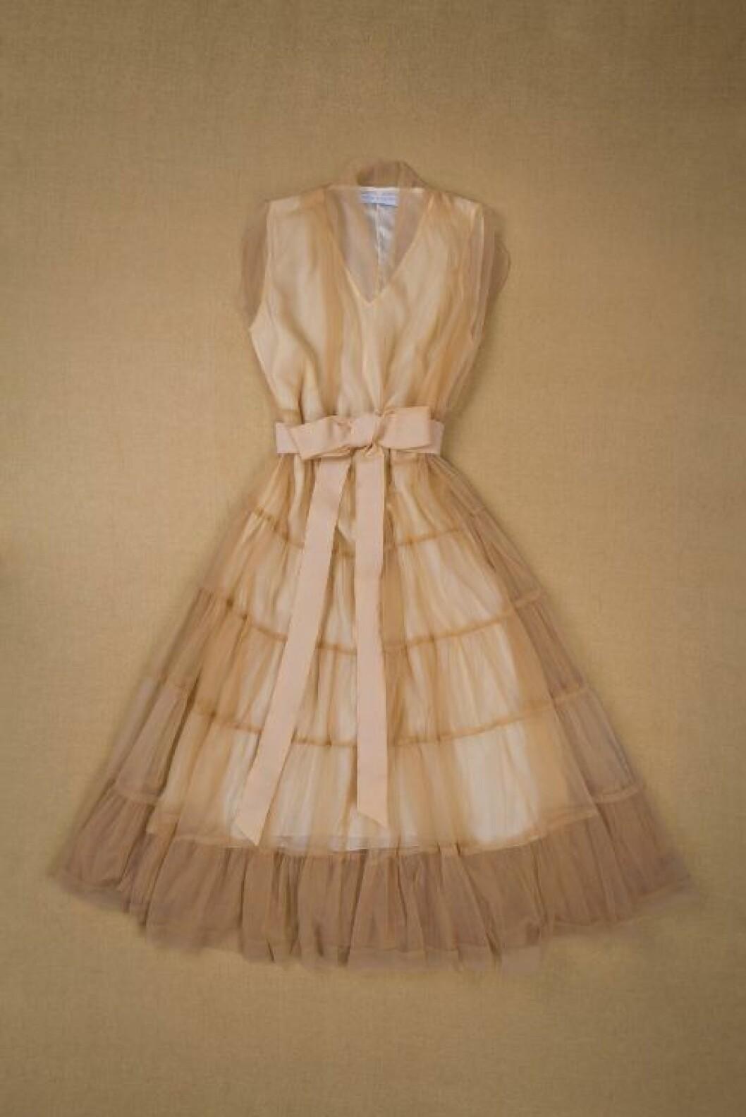 tyllklänning från Cathrine Hammel