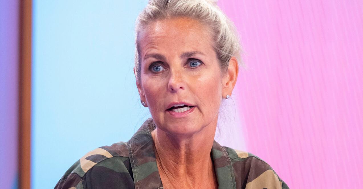 Ulrika Jonsson.