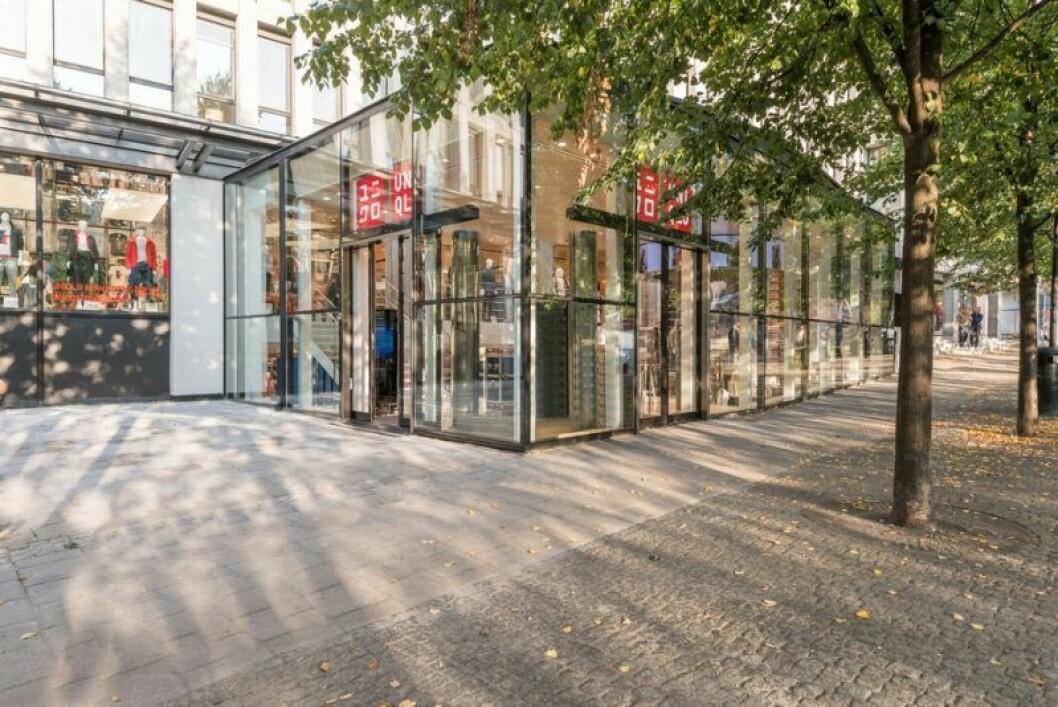 Uniqlo öppnar ny butik i Stockholm