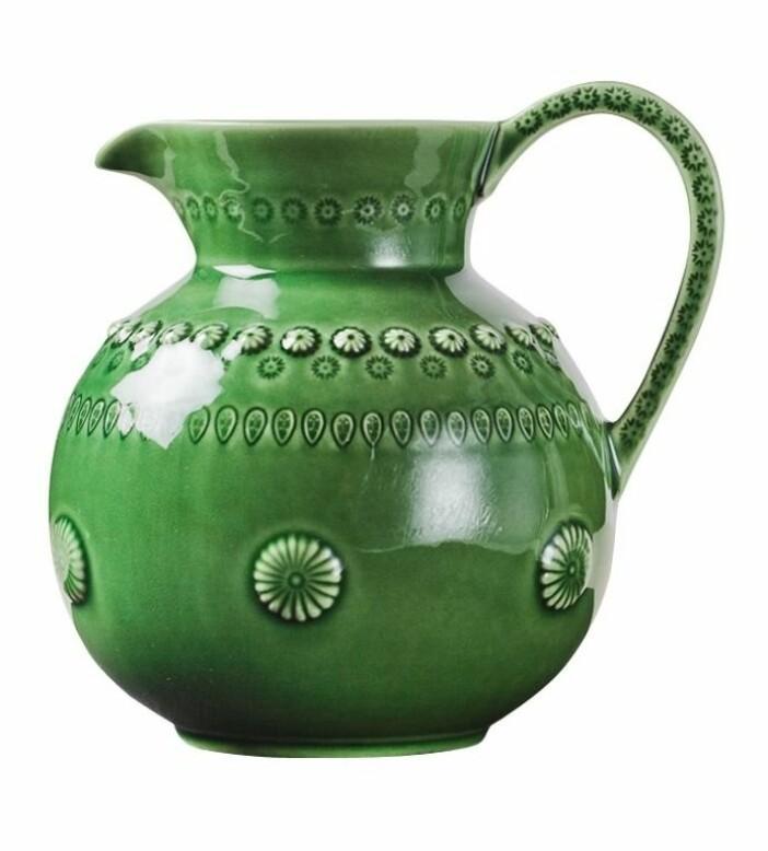 Kanna keramik grön Pottery jo