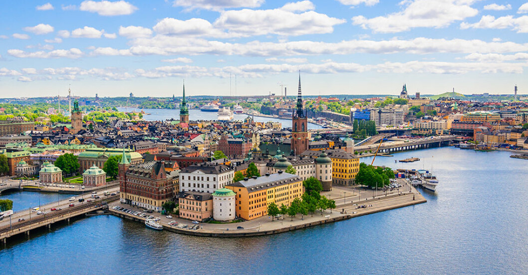 Utflykter nära Stockholm i sommar