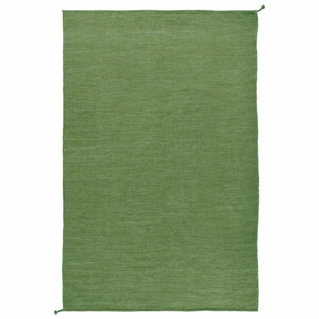 Grön utomhusmatta från Jotex