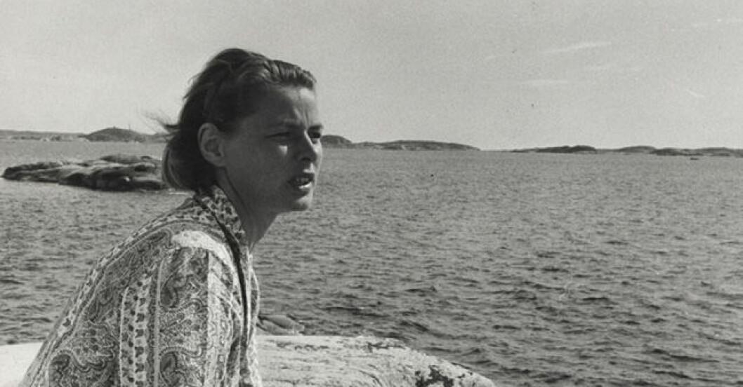 Bild på Ingrid Bergman