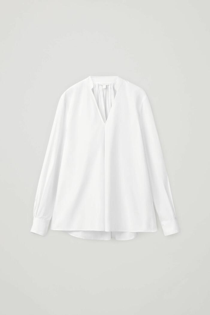 vit skjorta från Cos
