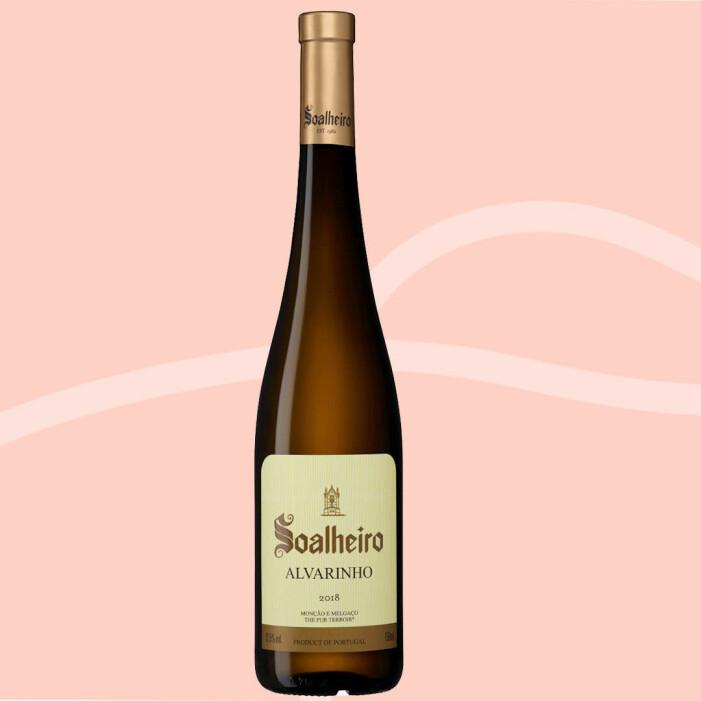 Soalheiro Alvarinho, vitt vin från Portugal