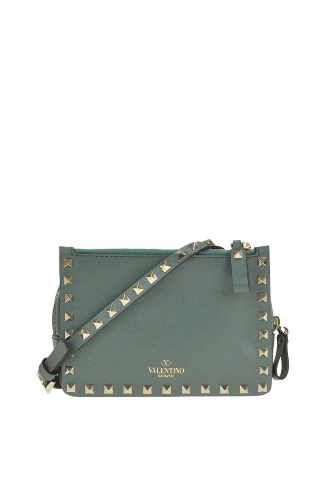 Grön väska från Valentino