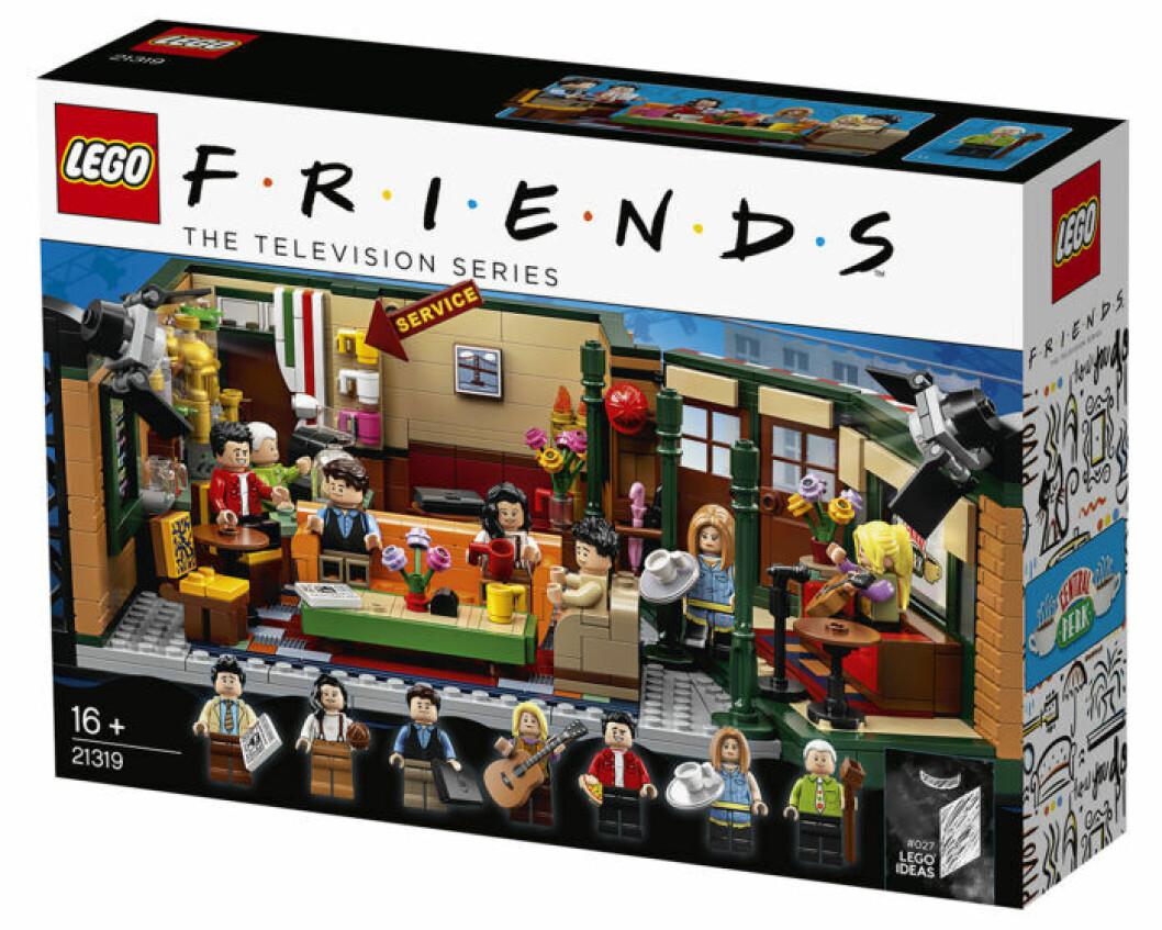 Vänner Lego set