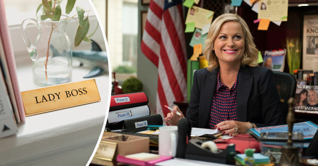 Leslie Knope i Parks and recreation