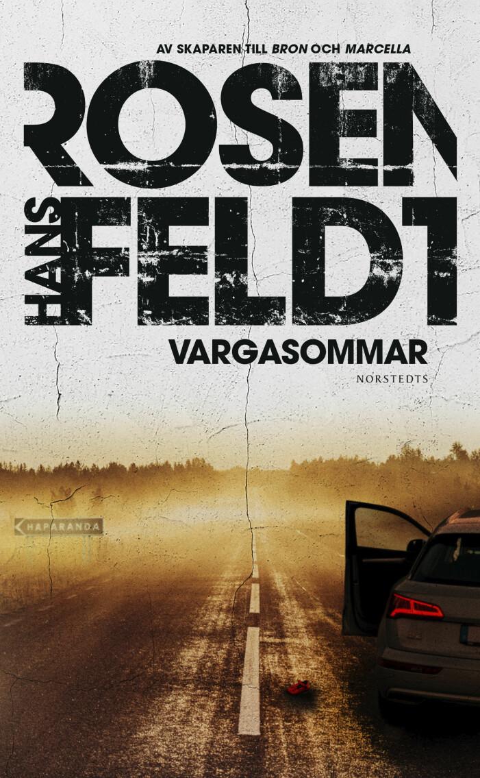 Vargasommar, Hans Rosenfeldt, bokrea 2021