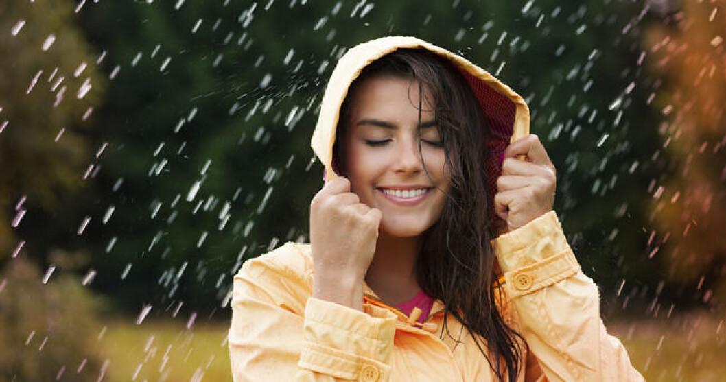 Var nöjd och glad så kan du leva längre!