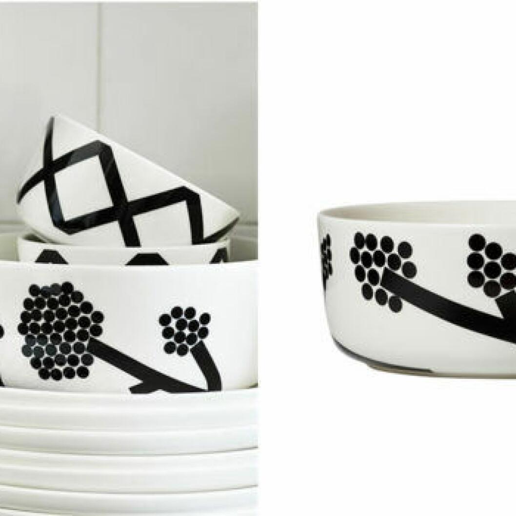 Vasen Blues, formgiven av finska Timo Sarpaneva