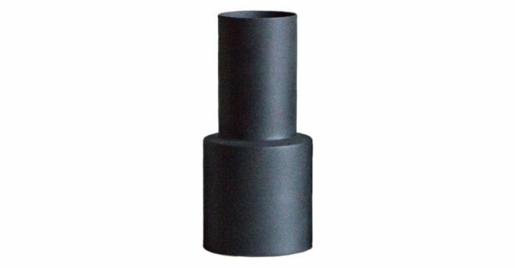 Trendiga vaser: Svart järn från DBKD