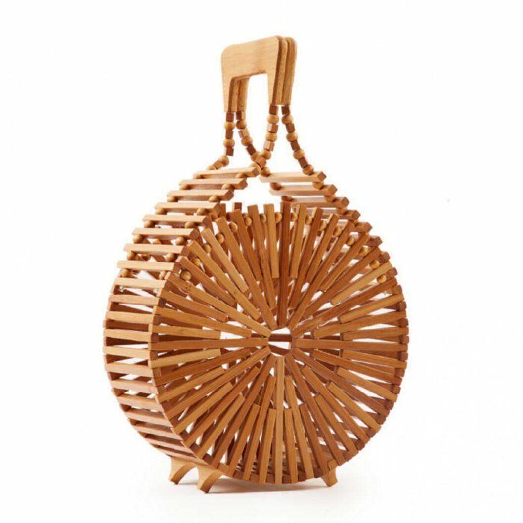 Väska i 100% bambu