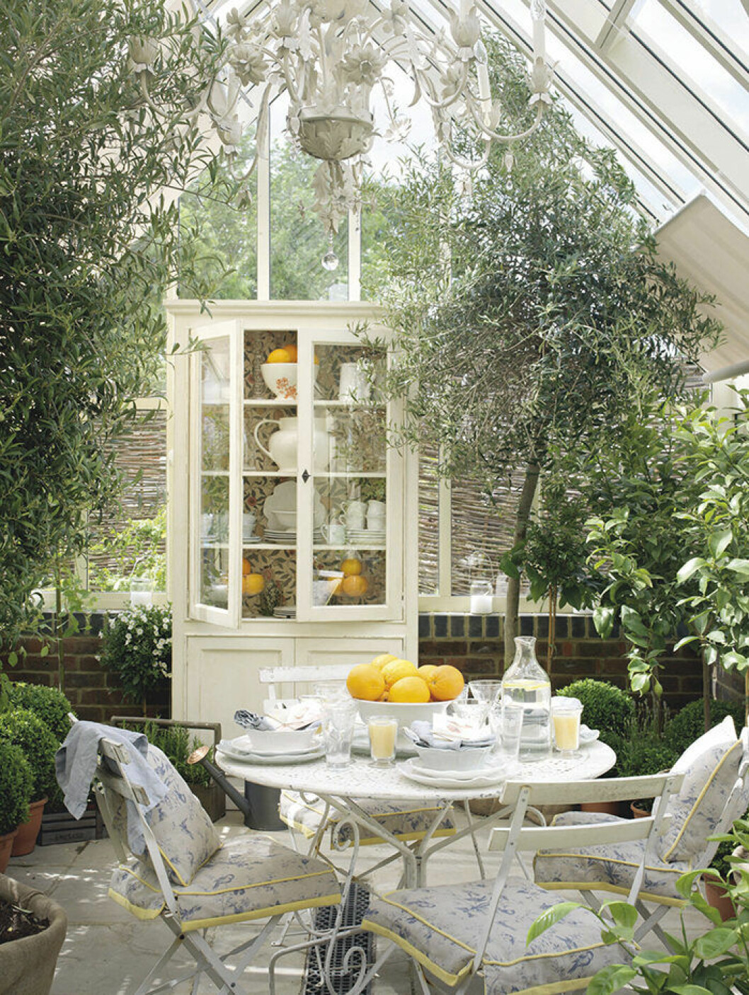 Växthus, orangeri inspiration