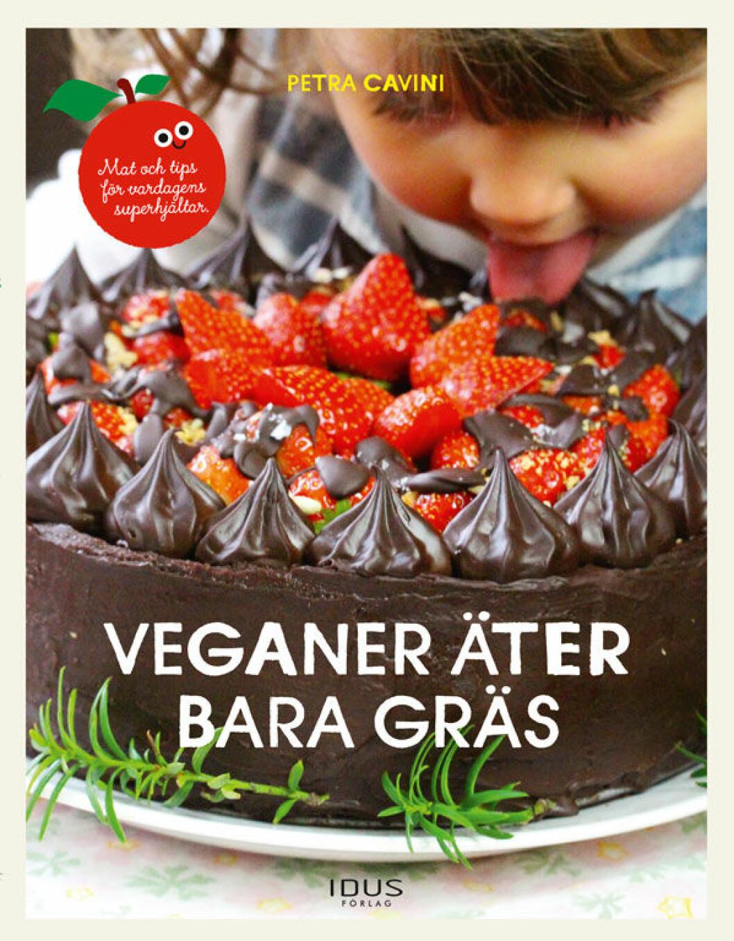 Veganer äter bara gräs av Petra Cavini