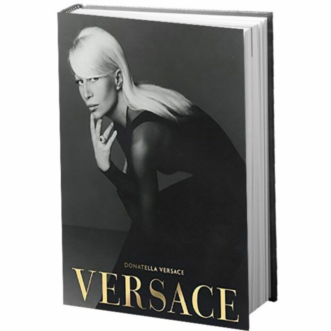 Versace Coffee table book